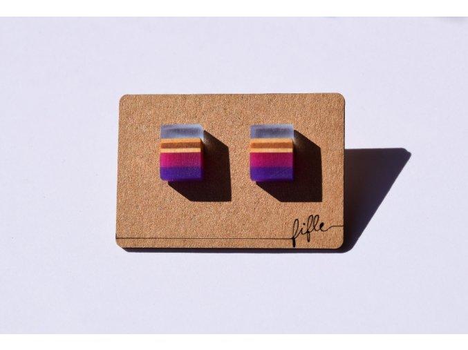 Náušnice Fifle Lékorky