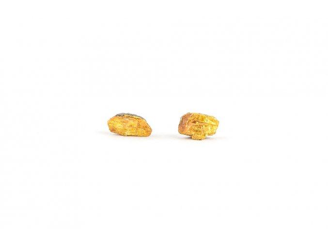 Náušnice Fakticky Žluté