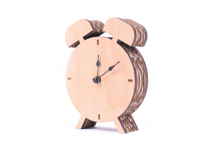 Kartoons kartonové hodiny Retroclock 4 1500 x 1500 px