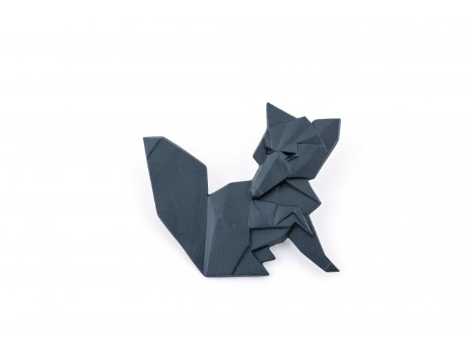 brož Stehlík Liška černá