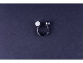 prsten Jara Design R12 DB lesk