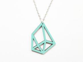 pendant diamond mint t