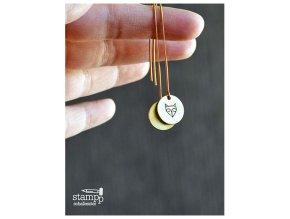 round long fox earrings (2)