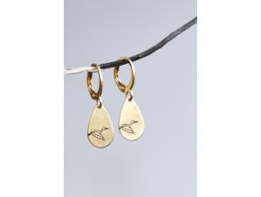 teardrop stork earrings (2)
