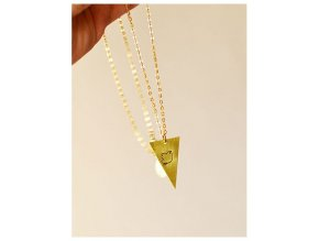 bird triangle necklace (1)