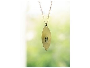 bird triangle necklace (2)