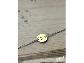 dachshund chain bracelet