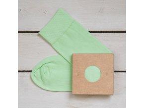 Ponožka Flashtones Mintová č. 056