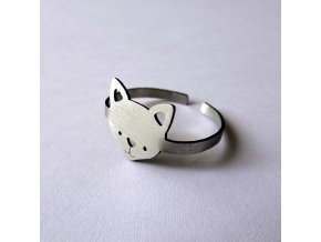 prsten Jelly fish kočka